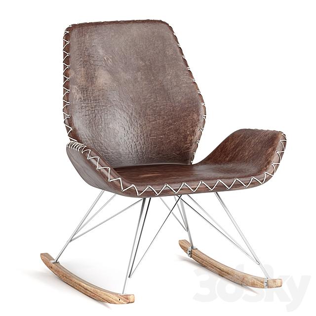 Kare Rocking Chair