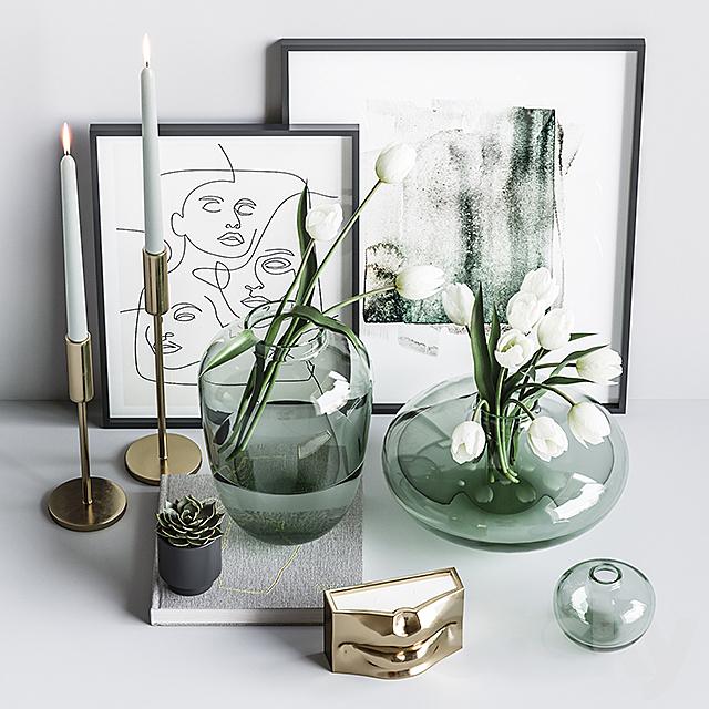 Decorative set 16