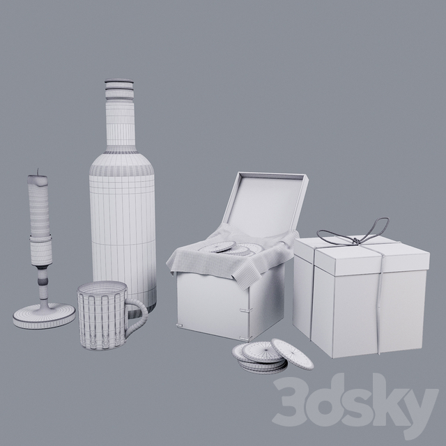Decorative set_LOTTA Model
