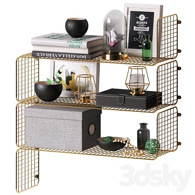 Decor_set_Gold_IKEA