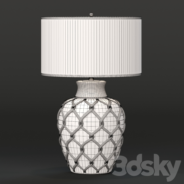 UTTERMOST Parterre Table Lamp