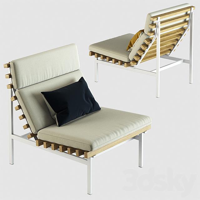 Blu Dot / Perch Outdoor Lounge Chair
