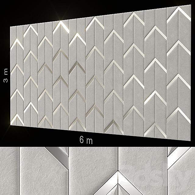 Decorative wall 216.