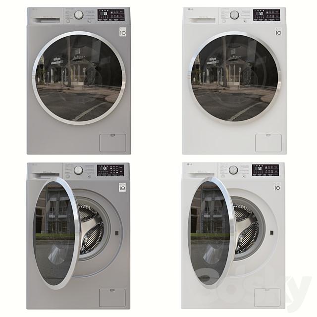 Washing Machine LG F4J6VS0W