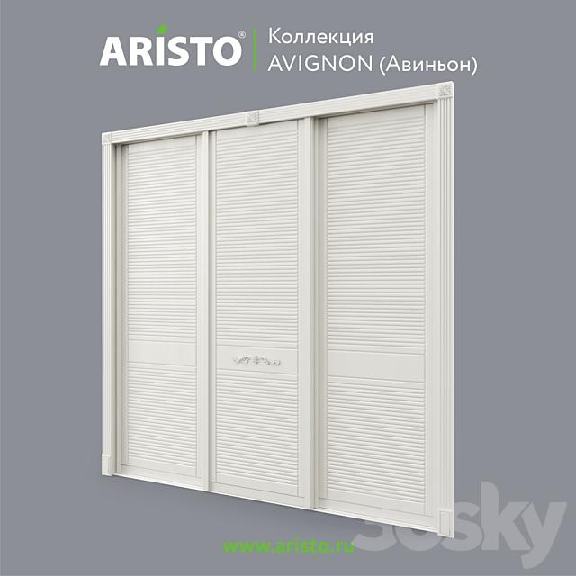 OM Sliding doors ARISTO, AVIGNON, Avi.1, Avi.4