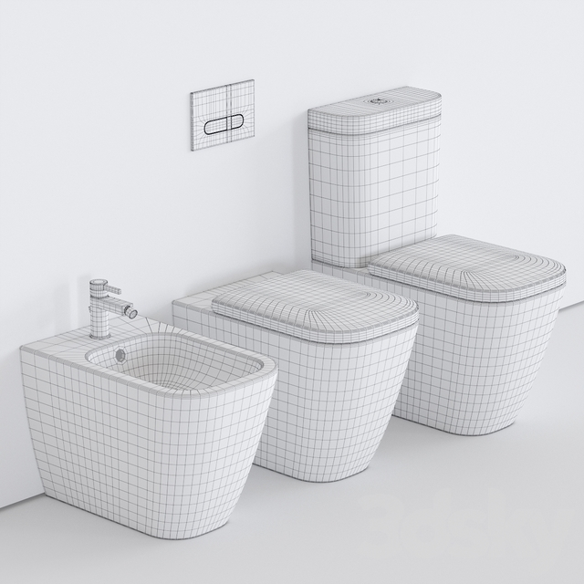 Duravit HAPPY D.2 WC