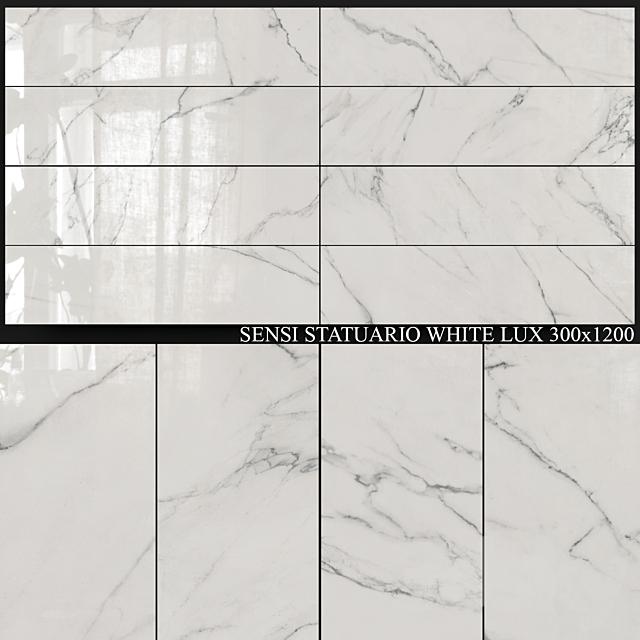 ABK Sensi Statuario White Lux 300x1200