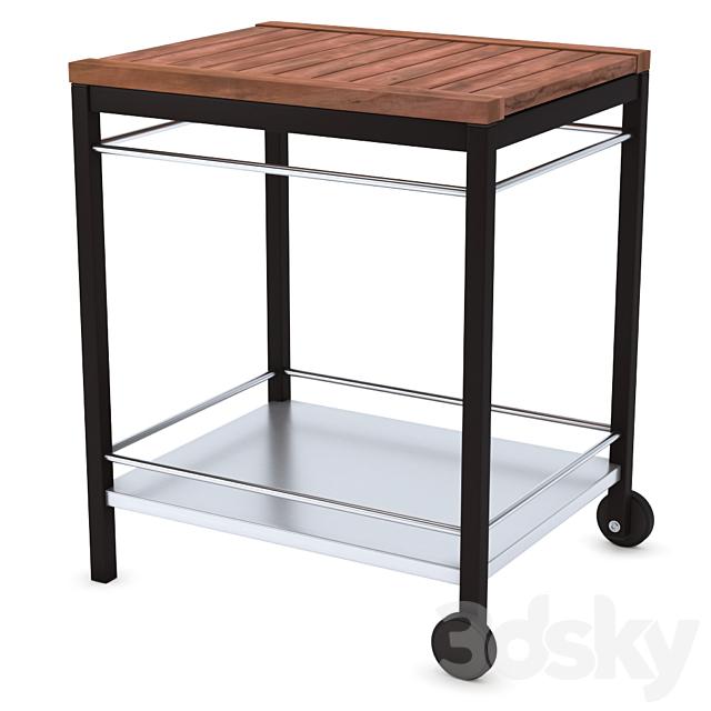 Ikea Klasen Trolley