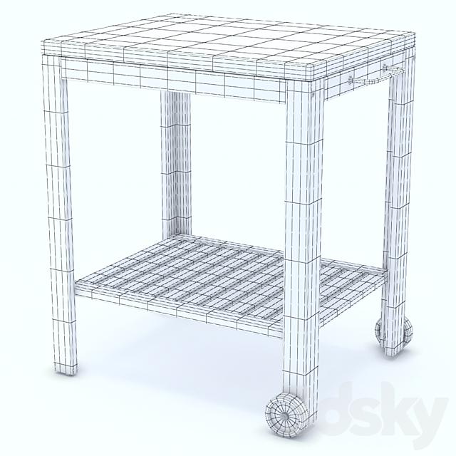 IKEA APPLARO Trolley