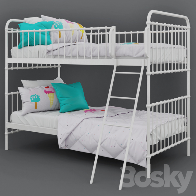 Mocka Sonata Bunk Bed