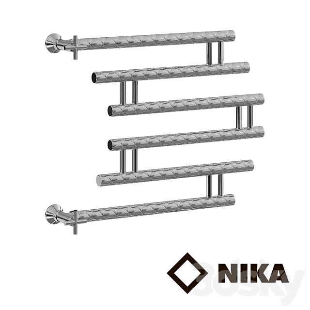 Heated towel rail of Nick PM_4_Ajur