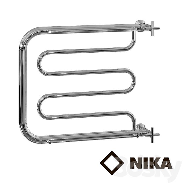 Nick PM1 heated towel rail