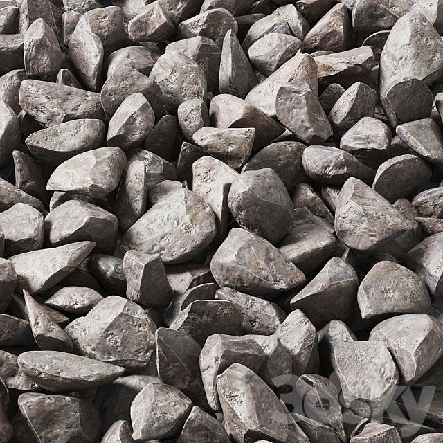 Brown Rock Stone