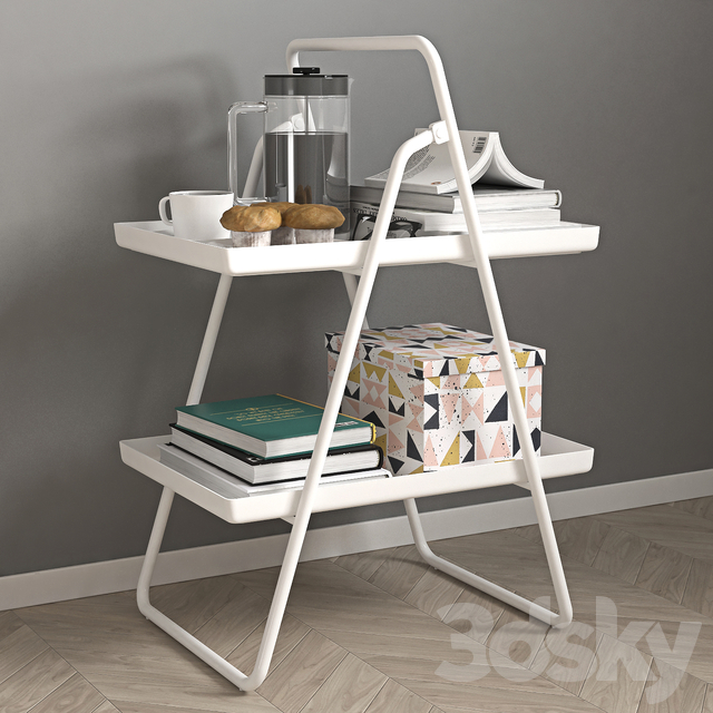 IKEA Tray stand