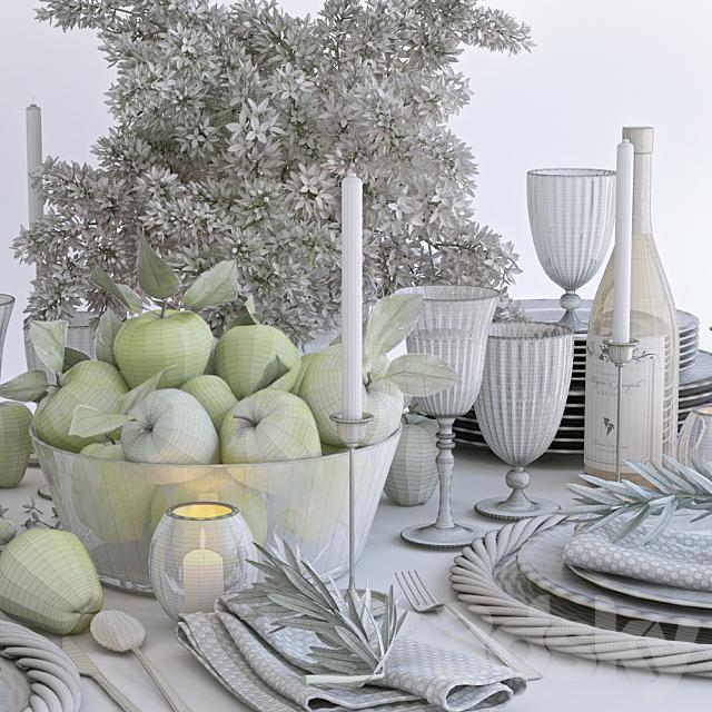 Table setting 33