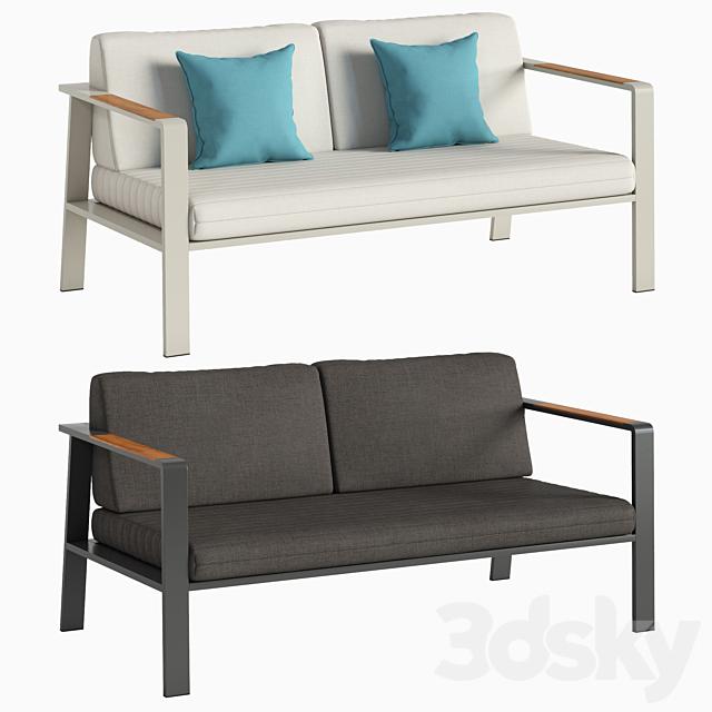Double sofa NOFI