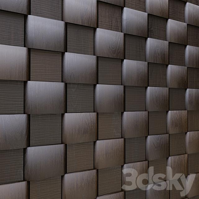 Wall panel 003