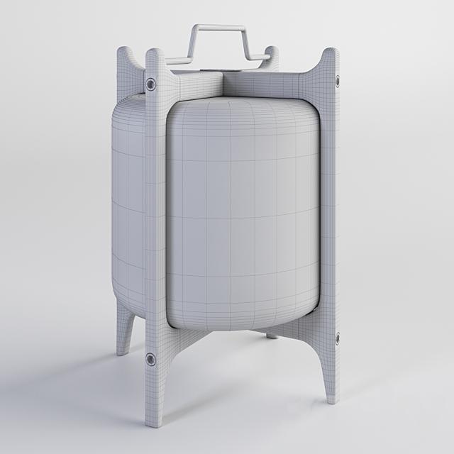 Gloster Ambient Lantern / Garden Lantern