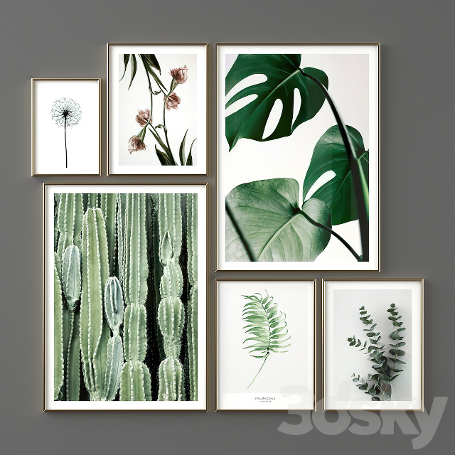 """Poster Set """"Branches"""""""