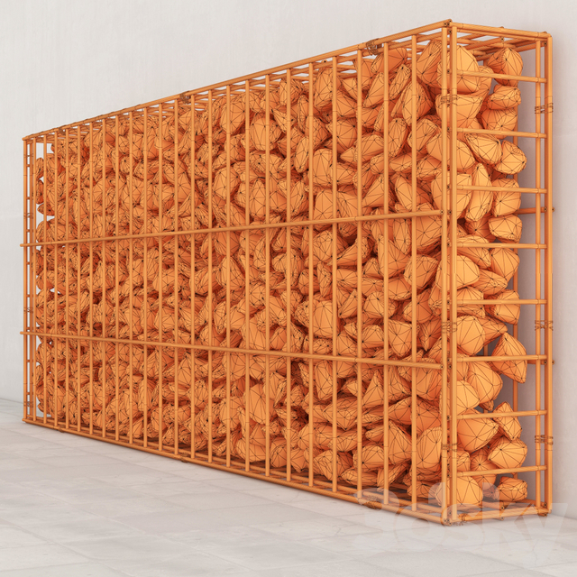 Gabion cage / Gabion cage