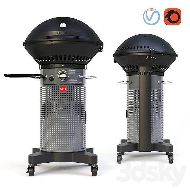 Grill Fuego Professional F24C
