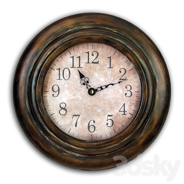 Clock 55