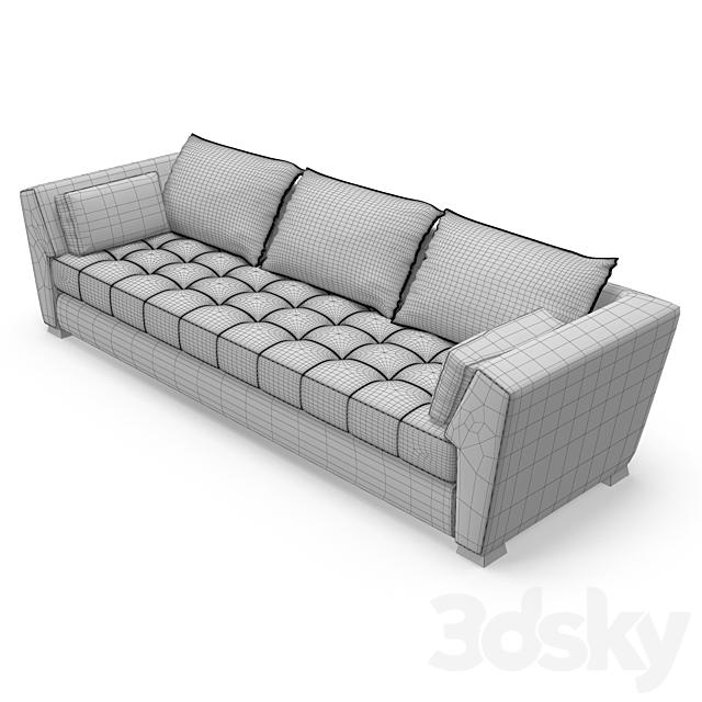 Buchenholz - Lounge sofa