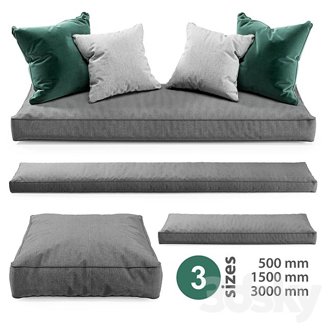 Seat Pillows Set 2