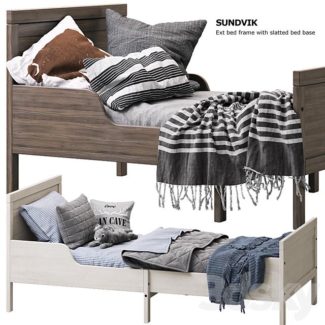 children bed SUNDVIK IKEA / children's bed SUNDVIK IKEA