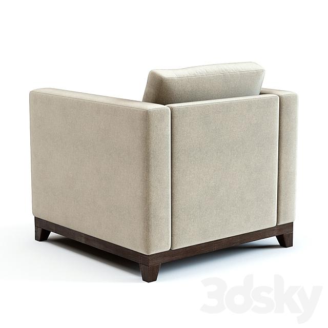 The Sofa & Chair Balthus Armchair