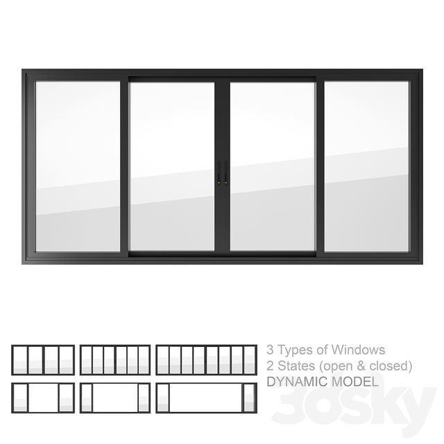 Dynamic Sliding Windows Set 02