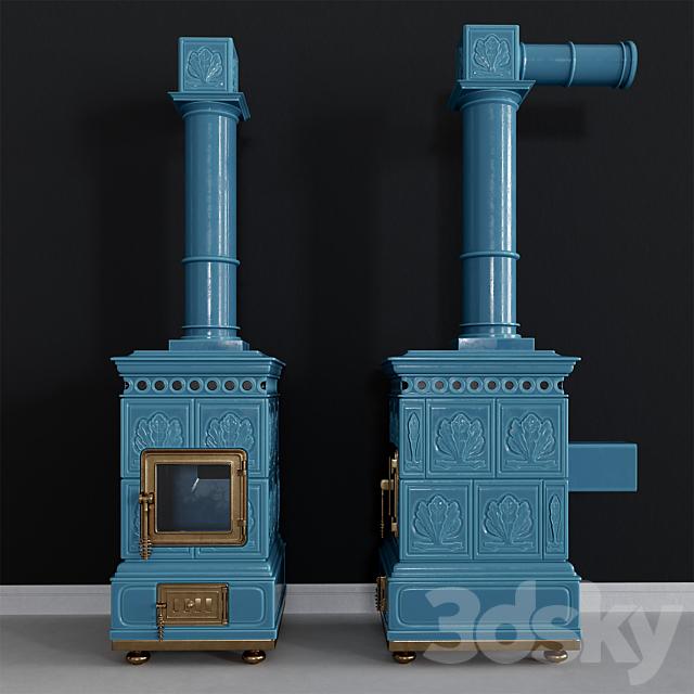 Amabile fireplace stove