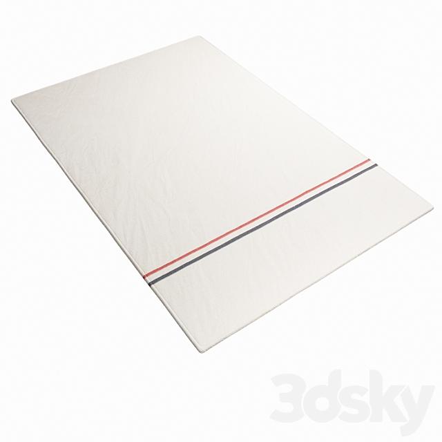 Three ASPLUND rugs - 1-4