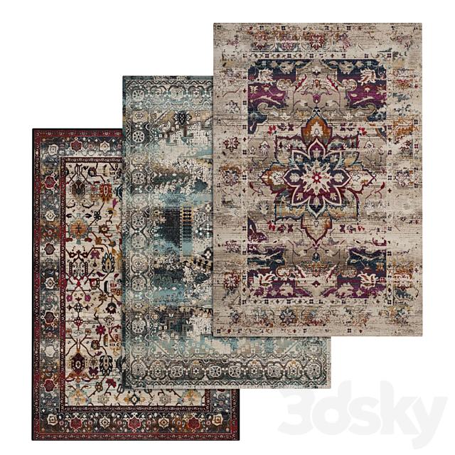 Carpets Set 165