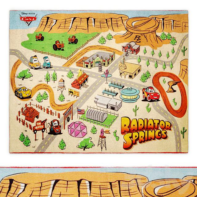 Radiator Springs Play Multi Colored