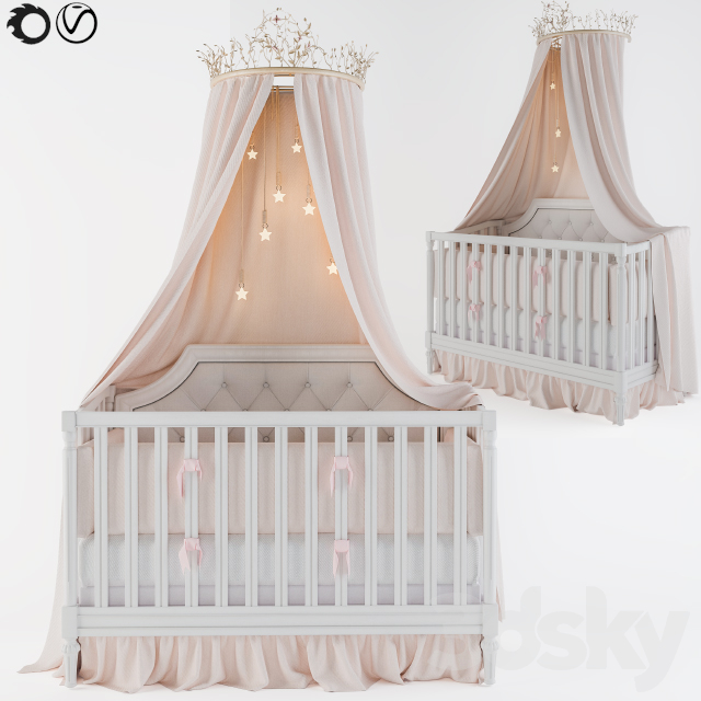 Pottery Barn Kids Bed