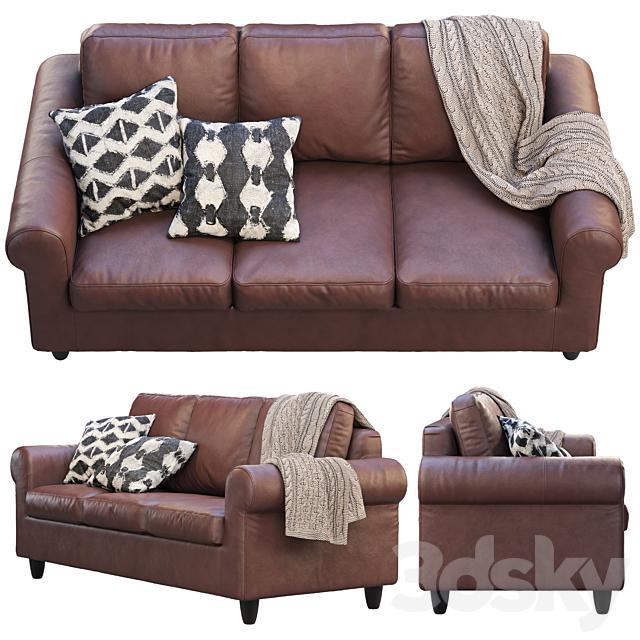 Ikea Fixhult sofa