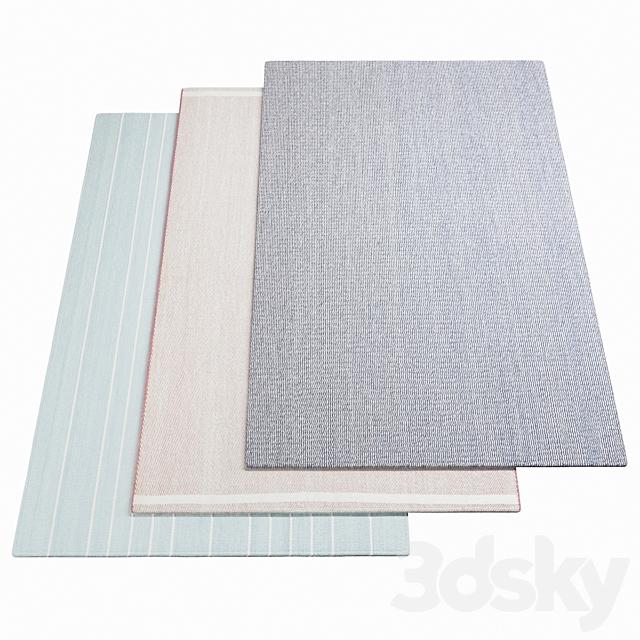 Three carpets FABULA LIVING - 3