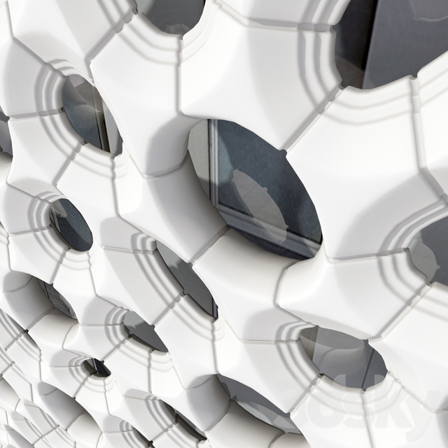 Bionica decorative facade