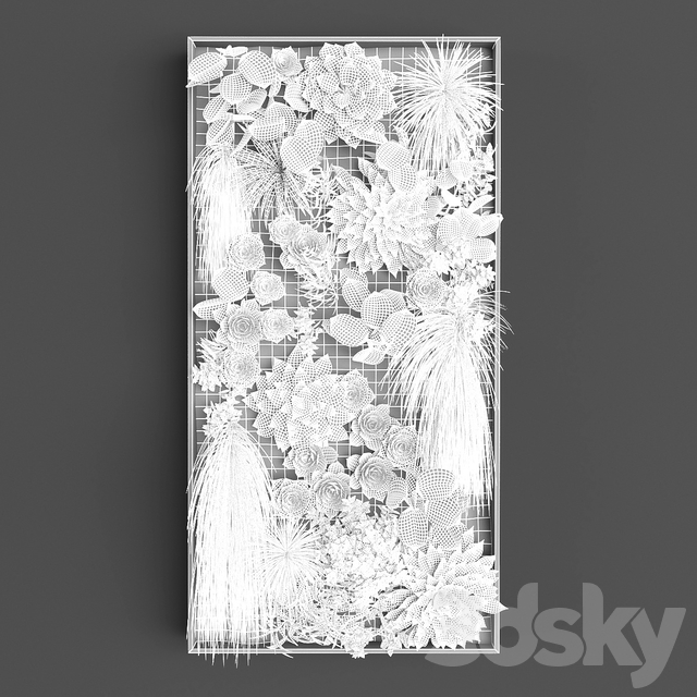 Vertical gardening 012