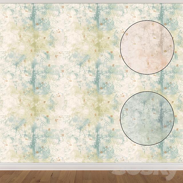 Wallpaper Set 424 (3 colors)