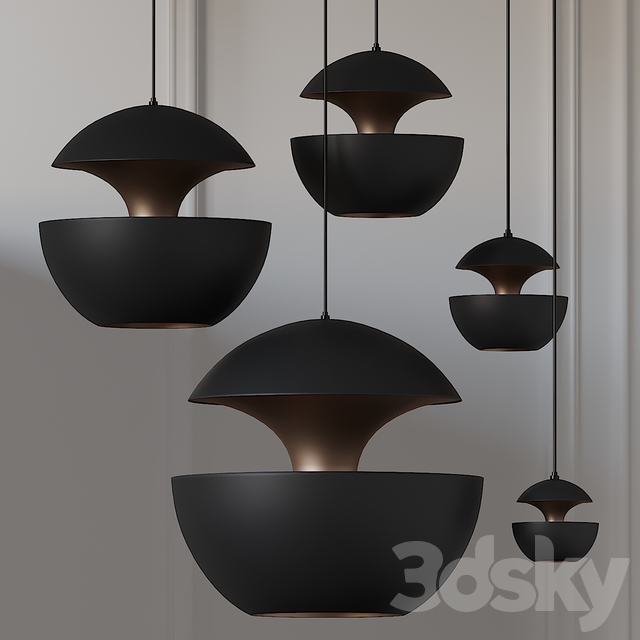 Here Comes the Sun Pendant Light By Bertrand Balas