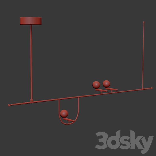 Ceiling Light Set 31