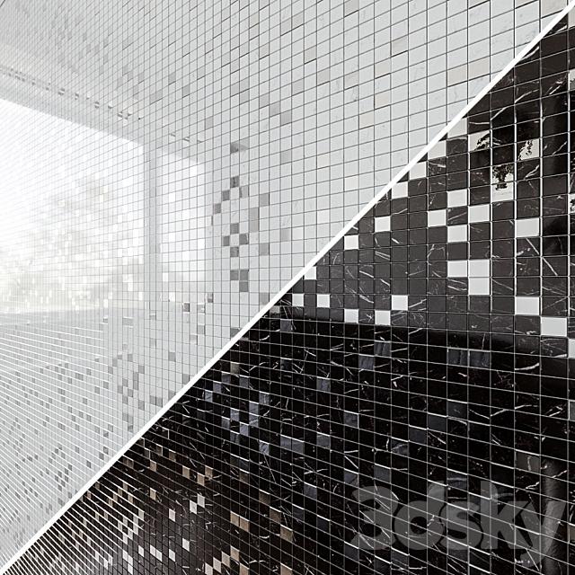 ATLAS CONCORDE MARVEL STONE Mosaic Q