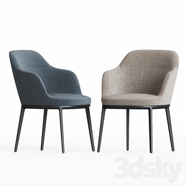 Caratos Chair Maxalto