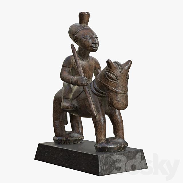 """Figurine """"Hunter"""""""
