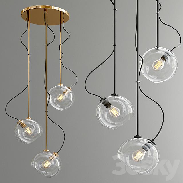 Gigi pendant light