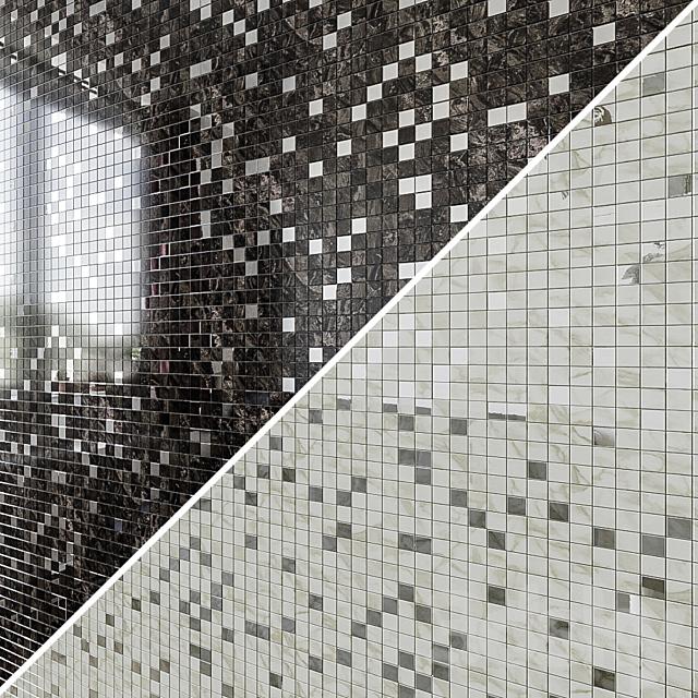 Mosaic ATLAS CONCORDE MARVEL EDGE Mosaic Q 5 options
