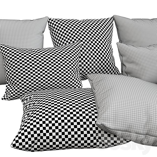 Decorative pillows, 22