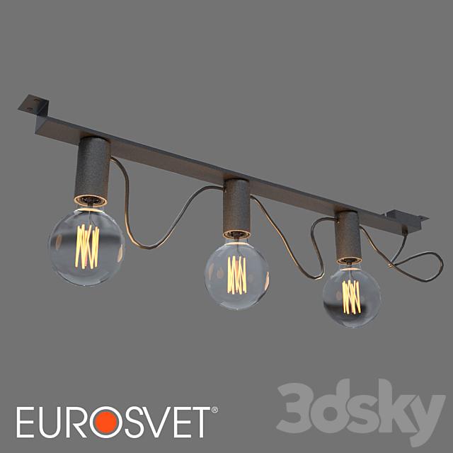 OM Ceiling lamp TK Lighting 2843 Mossa